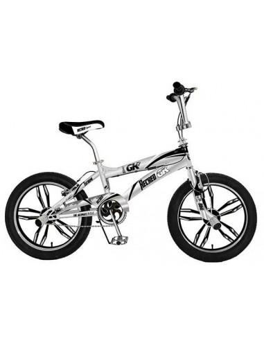 Bicicleta bmx GK Pro - Cromada