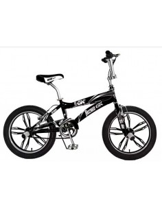 Bicicleta bmx GK Pro - negro