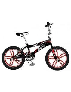 Bicicleta bmx GK Pro - Rojo
