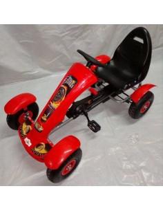 Chachi car go kart Vento - Rojo