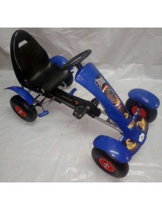 Chachi car go kart Vento - Azul