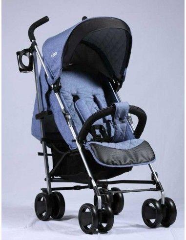 Coche baston Babies Nitro II - Azul