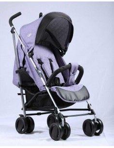 Coche baston Babies Nitro II -Lila