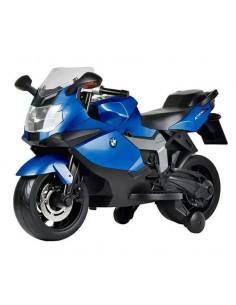 Moto a batería BMW Licenciada - Azul