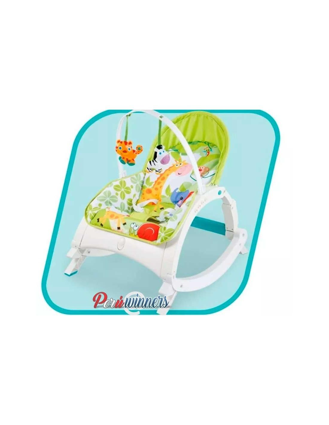 369fb91ef Bouncer silla mecedora LS308 - Verde