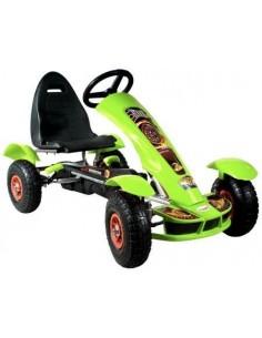 Chachi car go kart Vento - Verde