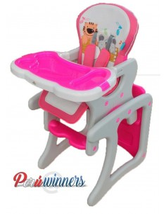 Silla carperta Kingdom - Fucsia