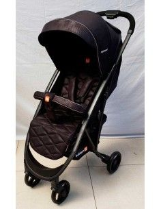 Coche Baston Babygo Smart - Negro B