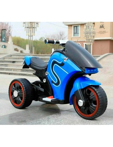 Moto a bateria Januca XS50 - Azul