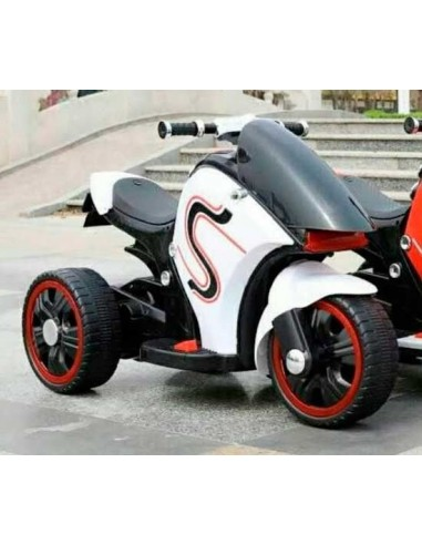 Moto a bateria Januca XS50 - Blanco