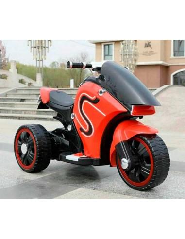 Moto a bateria Januca XS50 - Rojo
