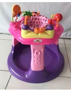 Silla centro de Entretenimiento Royal Baby - Rosado