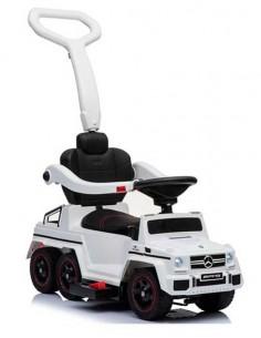 Correpasillos con Batería Mercedes Benz AMG - blanco