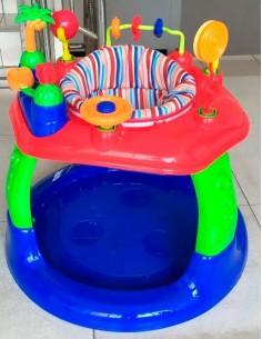Silla centro de entretenimiento Royal Baby - Multicolor 2