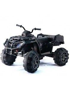 Cuatrimoto a bateria XT201 - Negro