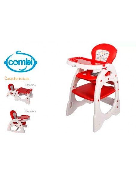 Silla 3 en 1 Combi - Rojo