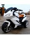Moto Estilo BMW GS - Blanco