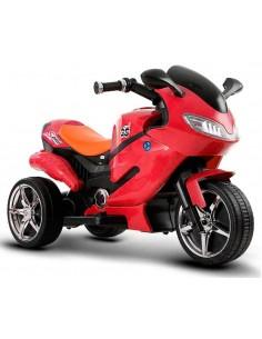 Moto Estilo BMW GS - Rojo