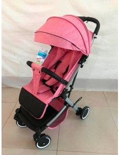 Coche Power kids R307 - Rosado Jaspeado