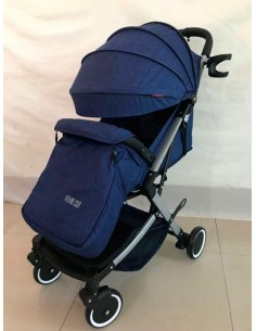 Coche Power kids R307 - Azul Jaspeado