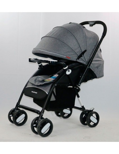 Coche Power kids PW201 - Plomo