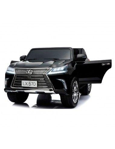Lexus LX570 Licenciado - Negro