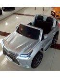 Lexus LX570 Licenciado - Plateado