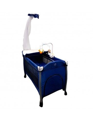 Cuna corral pack and play PETIT BT240 - Azul