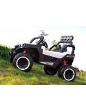 Carro a bateria Arenero XL - Blanco