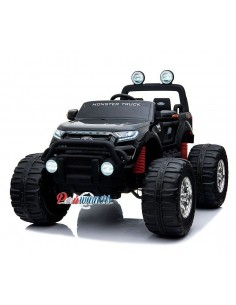 Monster Truck Ford Licenciado - Negro