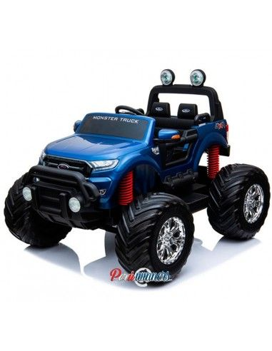 Monster Truck Ford Licenciado - Azul