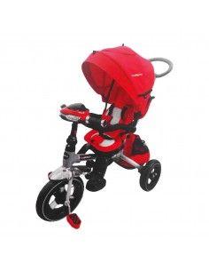 Triciclo Recreo Neo - Rojo