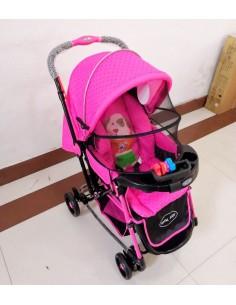Coche Mecedora Royal Baby - Celeste