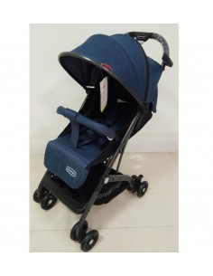 Coche Power Kids Pk5501 - Azul