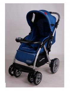 Coche Power Kids 8520 - Azul