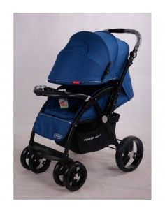 Coche Power kids 8520/2 - Azul
