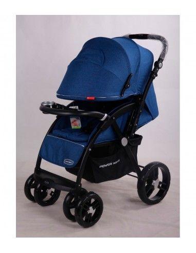 Coche Power kids 8520/2 - Azul