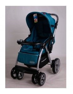 Coche Power kids 8520/1 - Verde