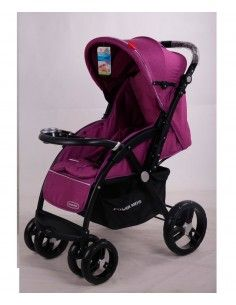 Coche Power kids 8520/1 -Lila