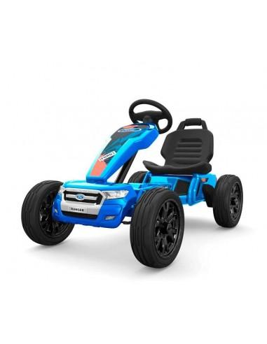 Ford Ranger Go Kart licenciado - Azul