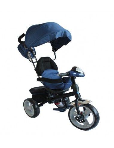Triciclo Beautiful PB188 - Azul