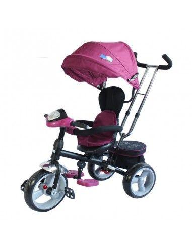 Triciclo Beautiful PB188 - Lila
