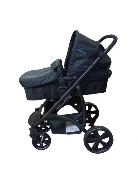Coche Moises Babydeluxe - Negro