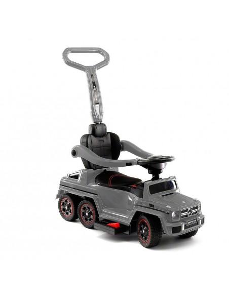 Correpasillos con Batería Mercedes Benz AMG - Plomo