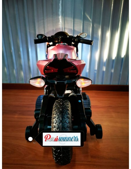 Moto a bateria Yamaha r1 stylus - rojo