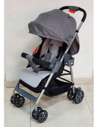 Coche Babies BB201 - Plomo  - 1