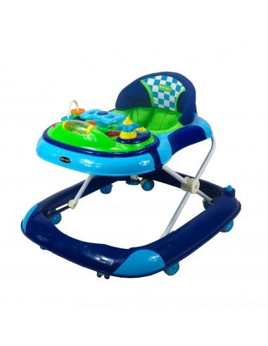 Andador Baby Kits Sander - Azul