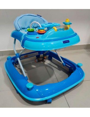 Andador Timón Bambino - Azul B