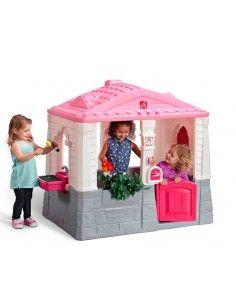 Casa para niños STEP 2 Cottage - Rosada