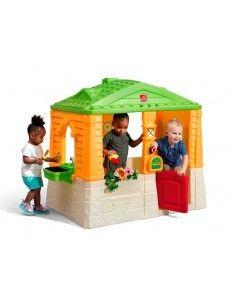 Casa para niños STEP 2 Cottage - Naranja